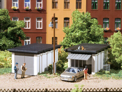 11420 Auhagen Ho 2 Garage Moderni Facile Da Lubrificare