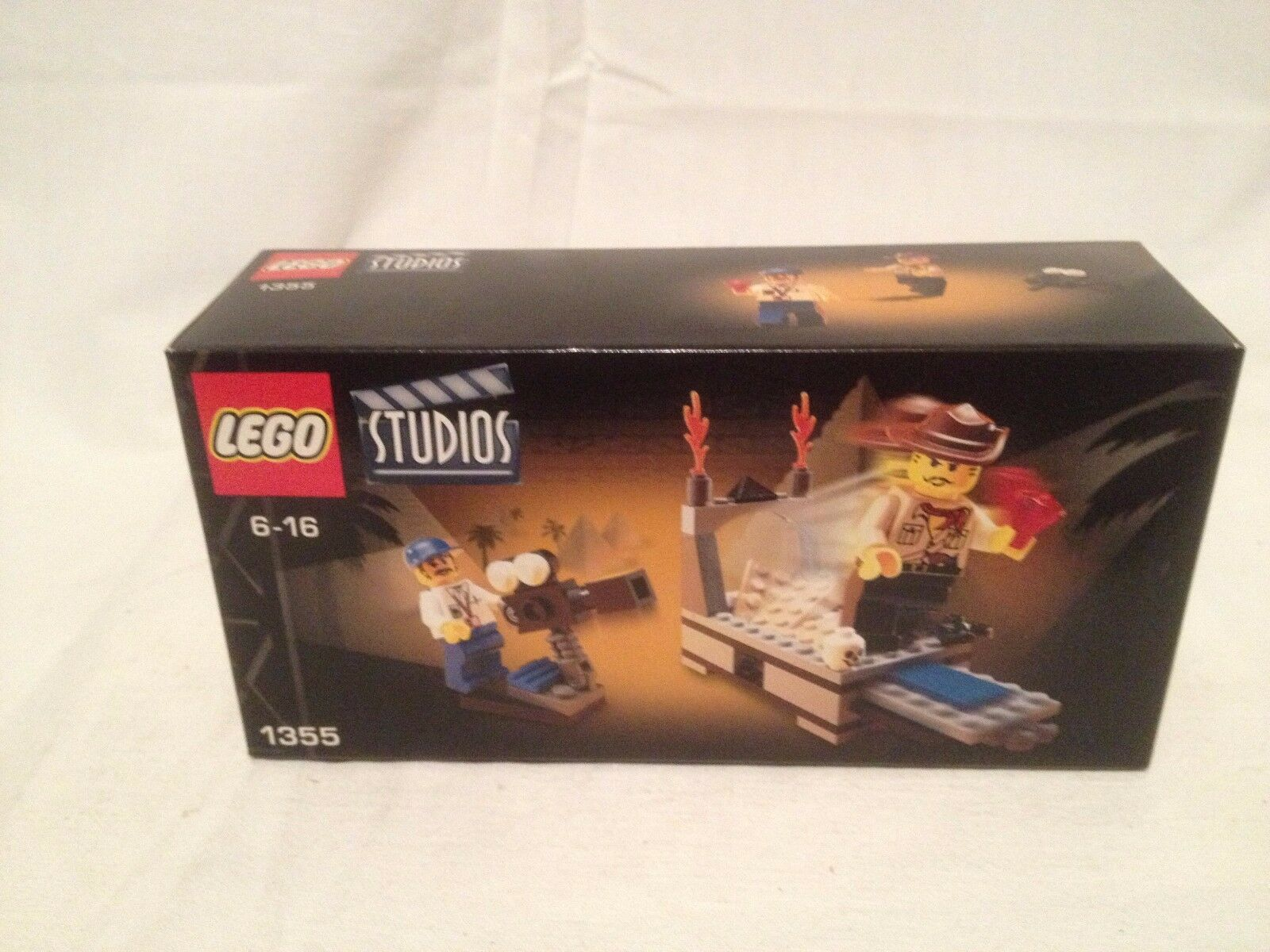 Lego Lego Lego Studios 1355 Temple of Gloom NEUF 1 édition e9574e