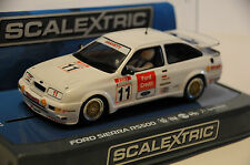 Scalextric, Ford Sierra RS500, Art. Nr. C3781,  neu und ovp !!