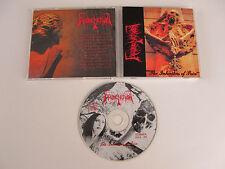 OBSECRATION Inheritors of Pain CD 1996 RARE OOP DEATH ORIGINAL 1st PRESSING!!!