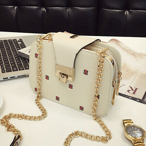 blanco de boutique marca Nueva cruzado estilo bolso de 6Rn0wq4