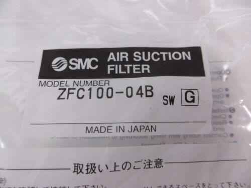 SMC zfc100-04b Vide Filtre Nouveau neuf dans sa boîte