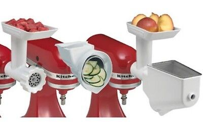 New Kitchenaid FPPA Mixer Attachment Package(fga fvsp rvsa parts)For Stand Mixer