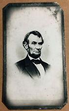 tintype Of President Abraham Lincoln Civil War  C1032RP