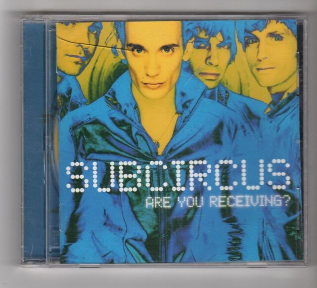 (GZ877) Subcircus, Are You Receiving? - 1999 CD