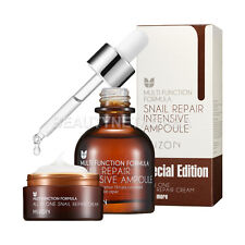 [MIZON] Snail Repair Intensive Ampoule Special Edition - Ampoule 30ml+Cream 30ml