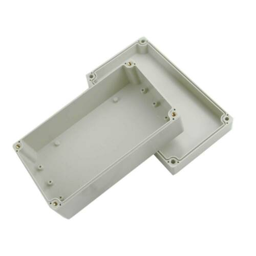 1xWaterproof Plastic Electronic Project Box Enclosure Cover CASE 158x90x60mm New