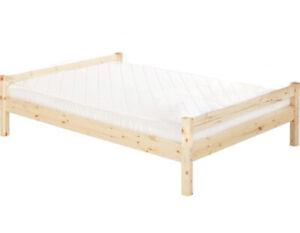 Bett-Jugendbett-Kinderbett-140-x-200-Kiefer-Flexa-ohne-Lattenrost-NEU-2521740