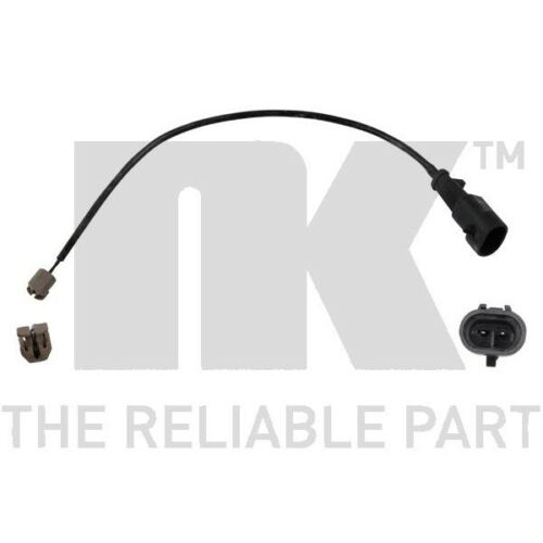 NK 280181 warnkontakt plaquette de frein-Usure usure tableau de bord