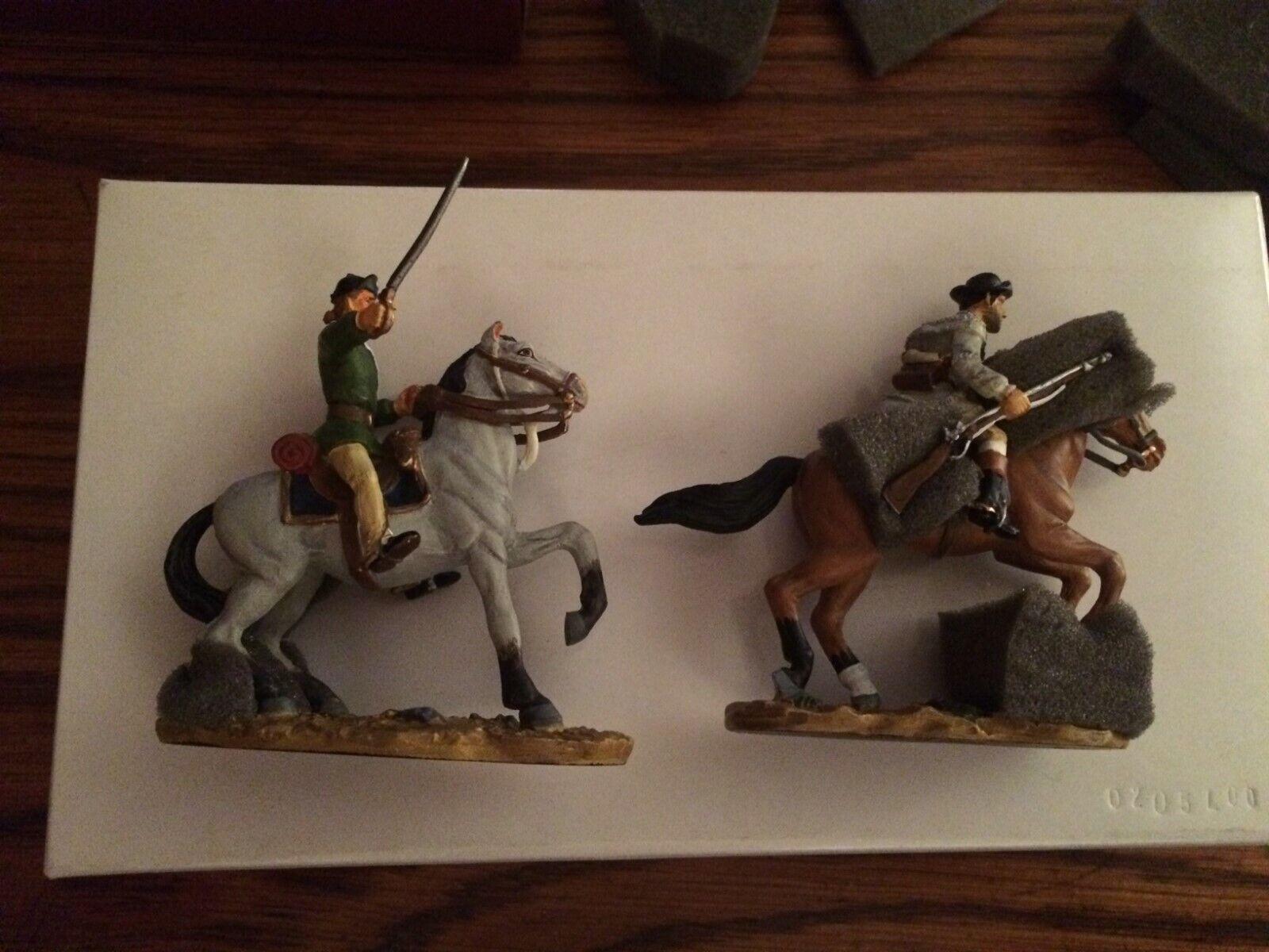 Britains Ltd. 17584 The American Rev. South Carolina Mounted Militia  New in Box