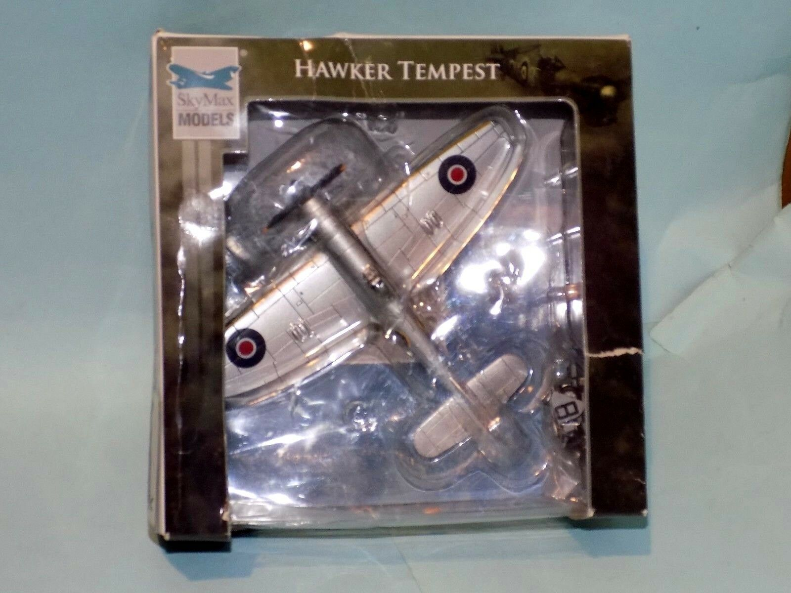 Hawker Tempest Mk. V    123 ala Zipp XII Wunstorf Alemania 1946 Skymax SM4003 1 72 4253e3