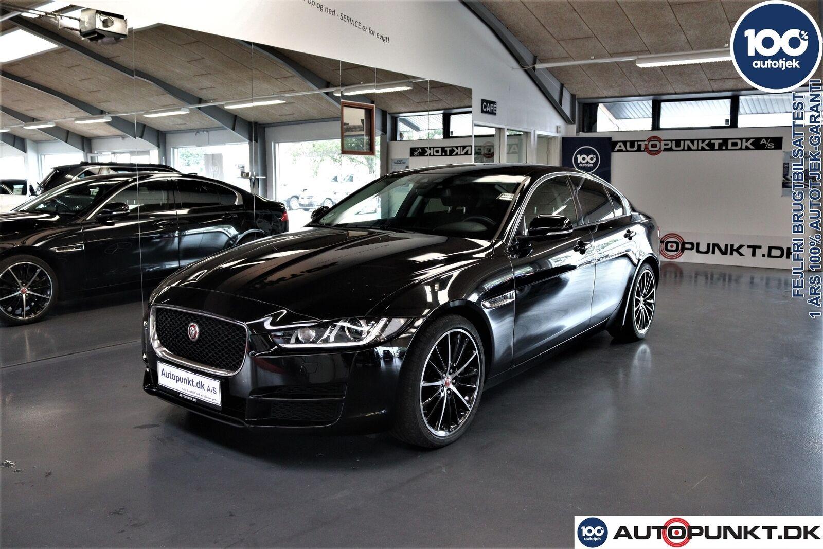 Jaguar XE 2,0 P200 Pure aut. 4d - 329.700 kr.