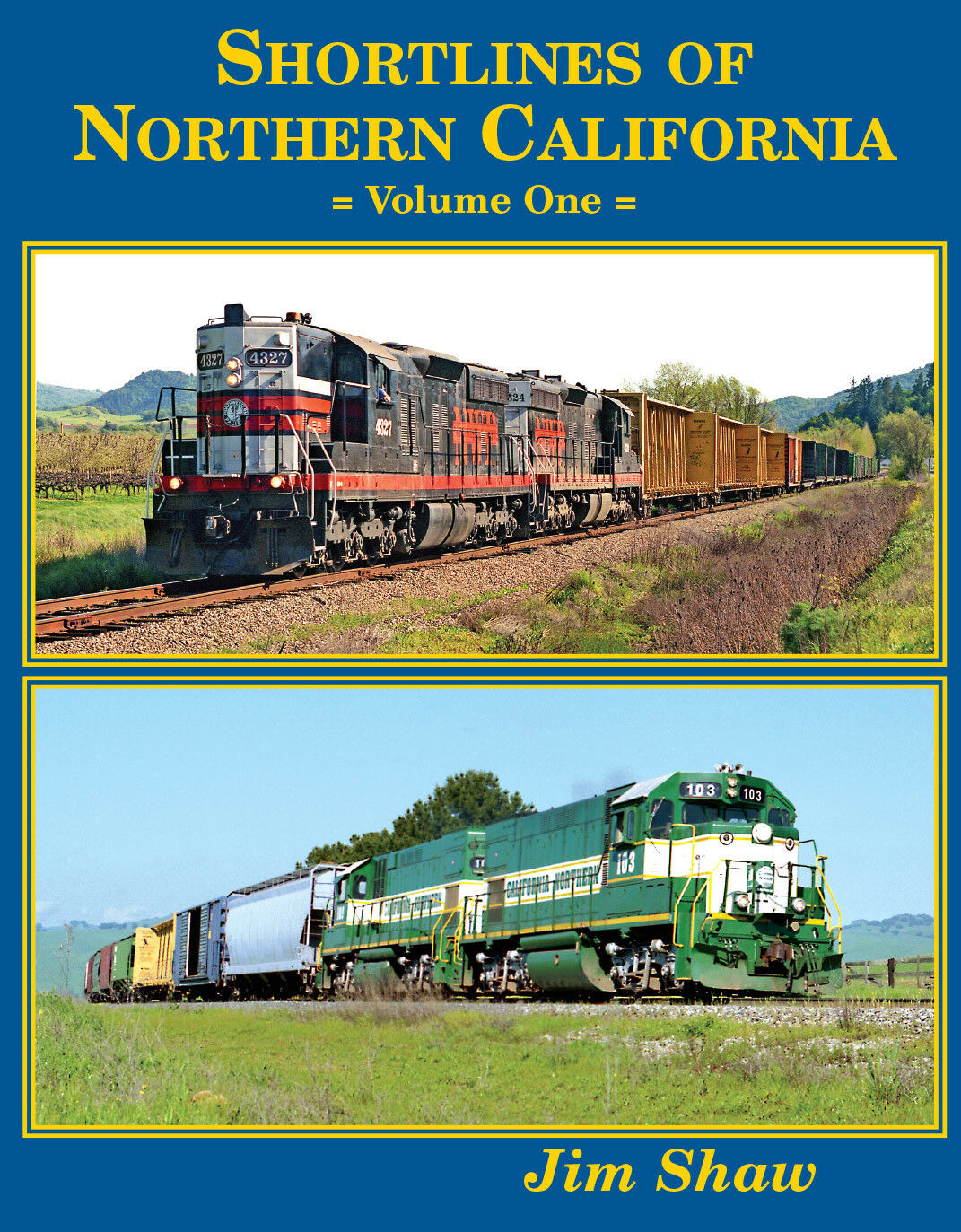 Shortlines D' Nord California, Vol. 1 Nuovo 2019 Libro
