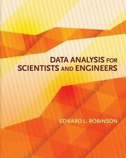 DATA ANALYSIS FOR SCIENTISTS AND ENGINEERS