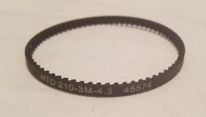 45574 >> Electrolux Little Lux Vacuum Cleaner Narrow Geared Belt 45574 L3 Ebay