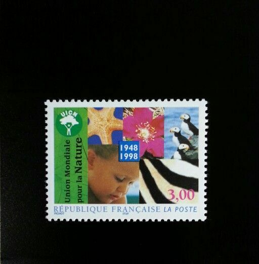 1998 France International Union, Conservation of Nature