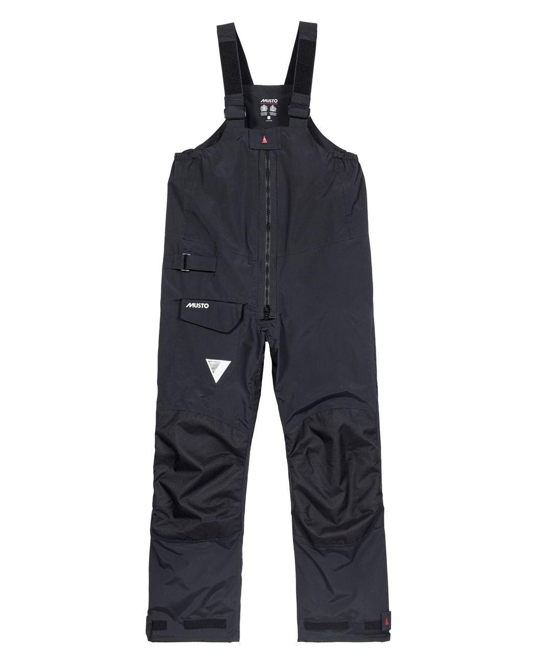 Musto Salopette Pantalón de Navegación BR1 Hi-Fit Pantalón Funcional