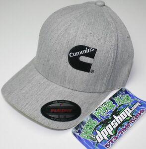 9b0b6d26762 Cummins truck diesel cummings flexfit hat ball cap fitted flex fit s ...