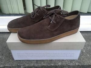 New Uk Ashcott Brown Mens Original Ebay 6 Shoe Clarks Suede rTwqr4f