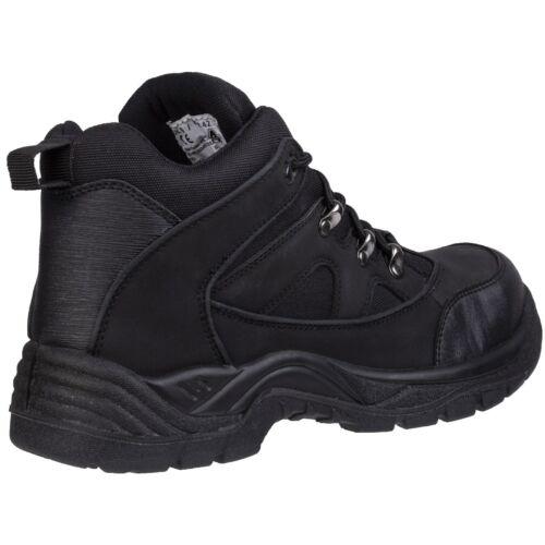 Amblers Bottes de sécurité homme FS151 acier noir bouts Travail Industriel Chaussures UK4-13