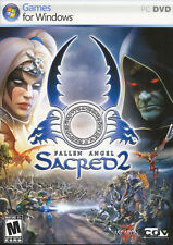 SACRED 2 II FALLEN ANGEL Diablo Style RPG Role Playing PC Game - US Version NEW!