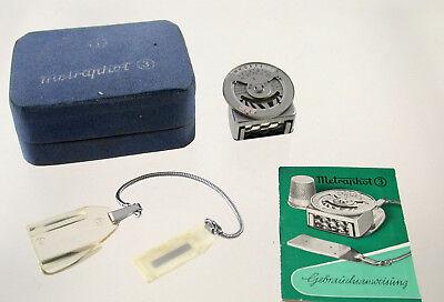 Stetig Metrawatt Metraphot 3 Selenium Light Meter Historic Vintage Belichtungsmesser/18 Reinigen Der MundhöHle. Foto & Camcorder Belichtungsmesser