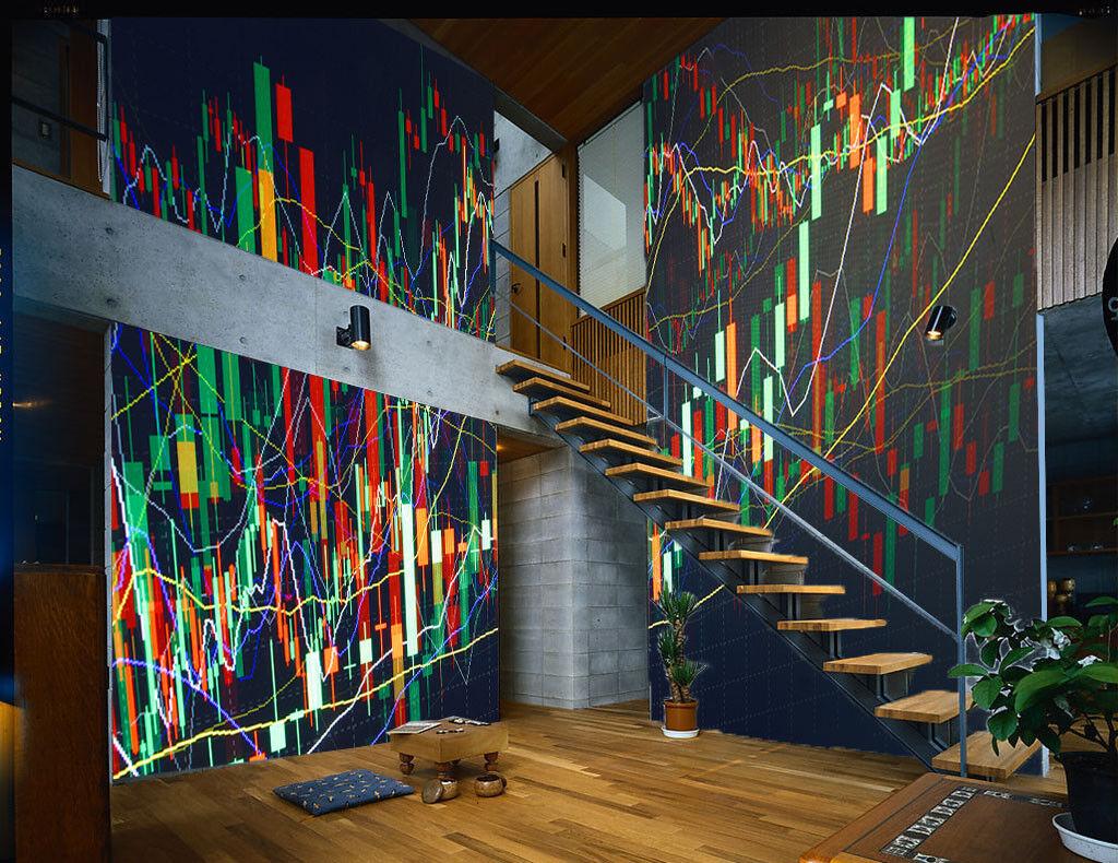 3D Mode Trend  976 Tapete Wandgemälde Tapete Tapeten Bild Familie DE Lemon