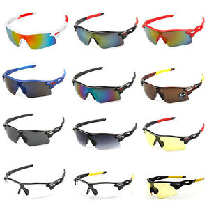 5e1f644563 Image is loading Outdoor-Sport-Sunglasses-Bicycle-Sun-Eyewear-Cycling -Running-
