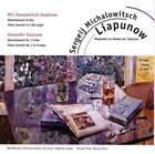 Rhapsodie sur themes de l Oukr von S.M.-Balakirew, M.A. Liapunow (2001)