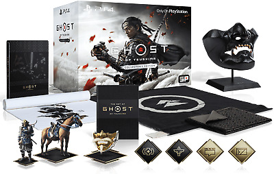 Ghost of Tsushima Collector's Edition - PS4 Confirmed ...