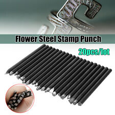 """27 Letter Punches 1mm 3//64/"""" Steel Metalsmith Jewelers Jewelry Stamping ATPA1.0"""