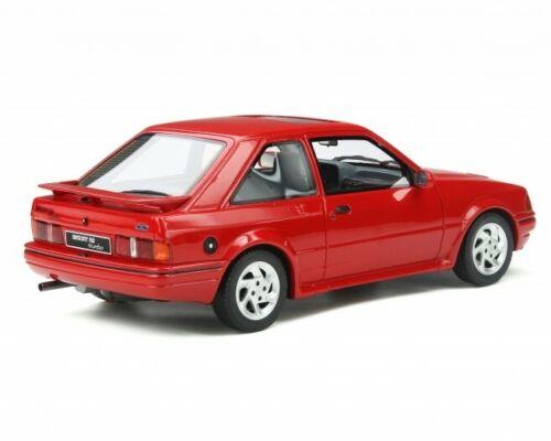 1:18 Otto Ford Escort MK4 RS Turbo 1990 OT826 NEW