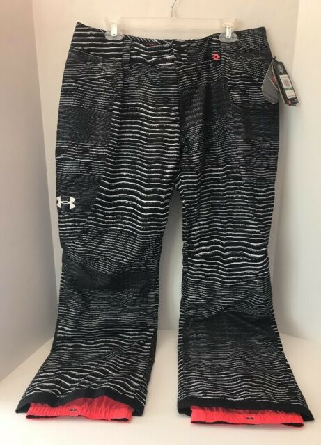 ac1689ed0 NWT 2018 Under Armour Womens ColdGear Infrared Chutes Snowboard Ski Pants  Large