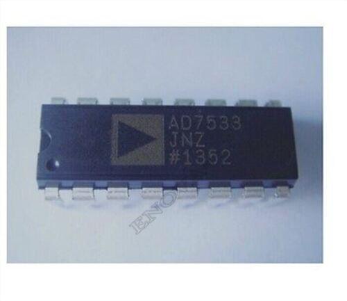 10 Stücke Analoge Gerät Dip 16 Pin Paket AD7533 AD7533JN Ic Neu uy