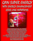 Gain Super Energy: Energy Enhancement Level 1 by Swami Satchidanand (Paperback / softback, 2009)