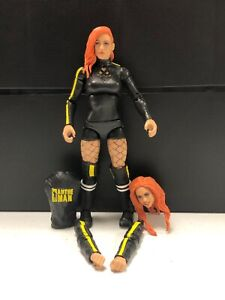 WWE-Mattel-Becky-Lynch-Ultimate-Edition-Elite-Series-5-figure-loose