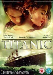 Titanic-1997-DVD