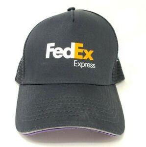 FedEx-Express-Mesh-Snapback-Dad-Hat-Cap