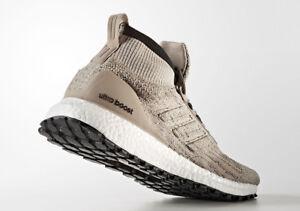 9d716eea1d89 Adidas Ultra Boost All Terrain LTD Limited Trace Khaki Brown White ...