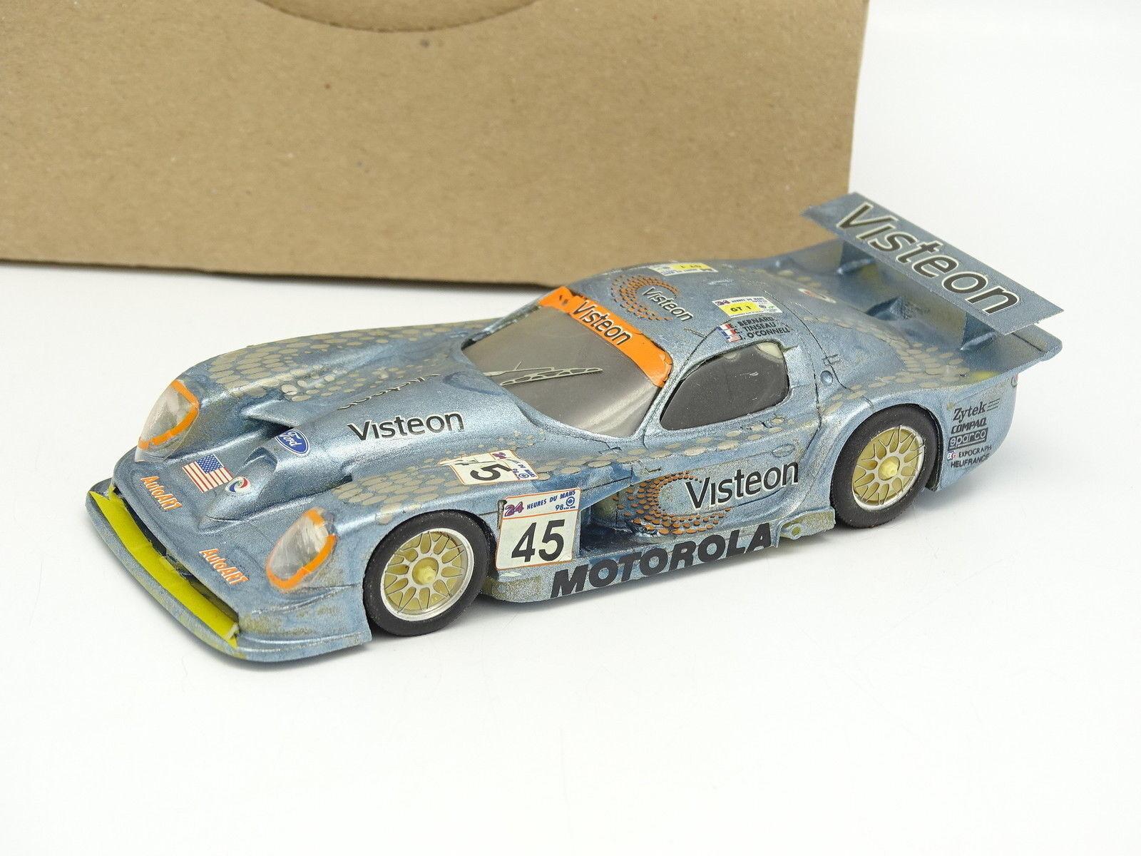Provence Moulding Kit Assembled SB 1 43 - PANOZ GTR 1 No.45 LE MANS 1998