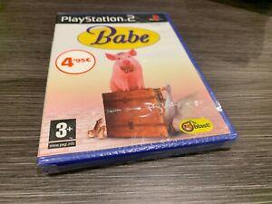 Babe PS2 Versiegelt Neu IN Spanisch