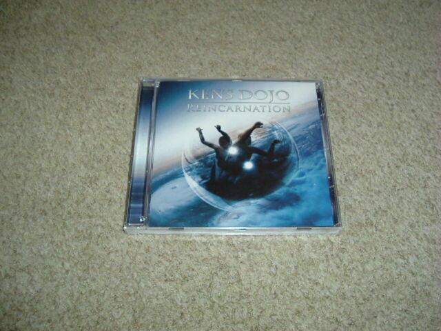 KENS DOJO - REINCARNATION - AOR HEAVEN - CD ALBUM - GLENN HUGHES
