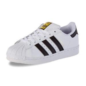 Playful Surrey test  Scarpe Adidas Superstar J Taglia 39 1/3 FU7712 Bianco | eBay