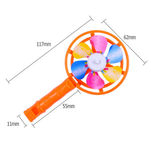 EE/_ 5PCS CHILDREN COLOFUL WINDMILL WHISTLE MUSICAL DEVELOPMENTAL TOY PARTY PROPS