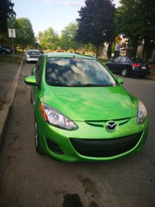 2011 Mazda 2 .  131865 klm