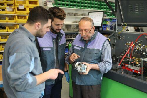 Injecteur Buse d/'injection révision Land rover 2,7 td 7h2q9k546cb