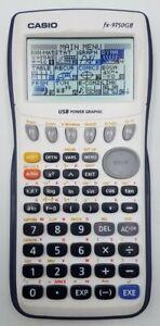 Casio-fx-9750-GII-Graphic-Calculator