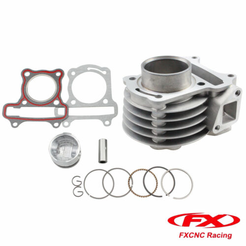 Motorcycle For GY6 60CC Scooter,TAOTAO,ATV Kit Cylinder 44mm Big Bore Aluminum