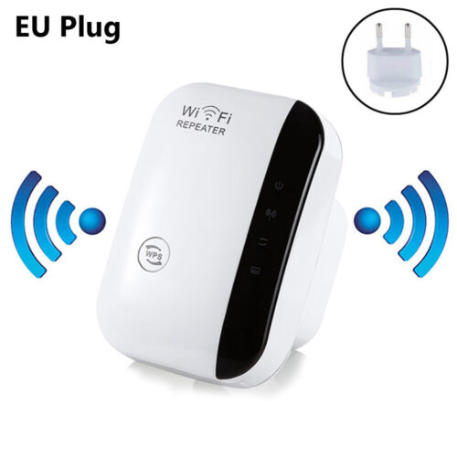 Router Wireless 300Mbps Signal Booster Amplifier WiFi Repeater Range Extender