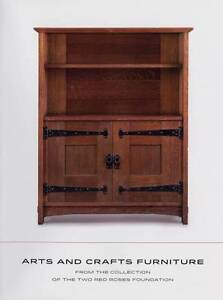 Arts&Crafts Furniture From the Collection of the Two Red Roses David Cathers